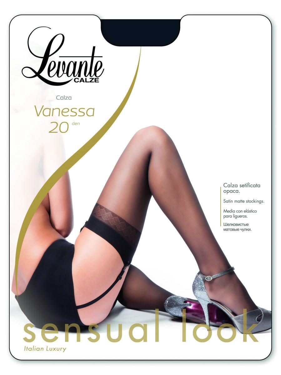 93f653f54bae Чулки Levante VANESSA 20